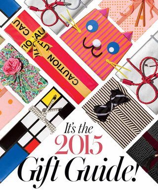 24 Days Until Hanukkah; 41 Days Until Christmas; 0 Days to Wait for InStyle's 2015 Holiday Gift Guide
