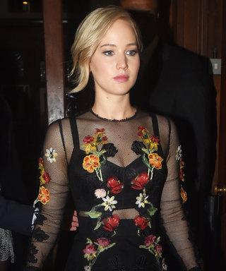Jennifer Lawrence's Stunning (And Severe) Hunger Games Dress Tour: Part 2
