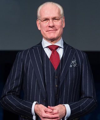 "Tim Gunn on Mentoring Project Runway Junior Teen Contestants: ""I Was Really Apprehensive"""