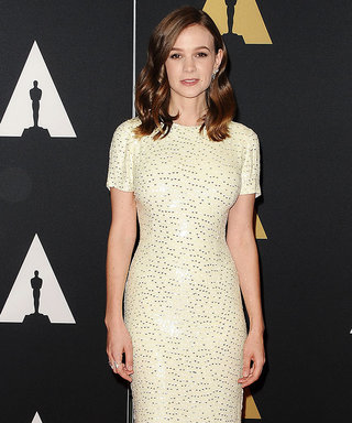 Carey Mulligan Wows at the Governors Awards Just Two Months After Giving Birth