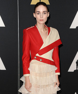 Rooney Mara Rocks Daring Fashion-Forward Look at the Governors Awards