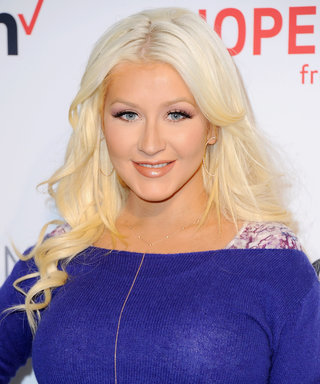 "Former The Voice Coach Christina Aguilera on Blake Shelton and Gwen Stefani's ""Love Connection"""