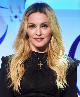 Madonna Posts Sweet Throwback Photo With Children Lourdes, Rocco, and David