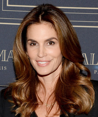 Cindy Crawford Sets the Record Straight About Her Rumored Retirement from Modeling