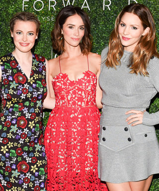 Gillian Jacobs, Abigail Spencer, and a Fashion-Forward Crowd Step Out in Support of Young Designers