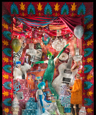 The 2015 Holiday Windows Are Here! See the Best Displays in New York City