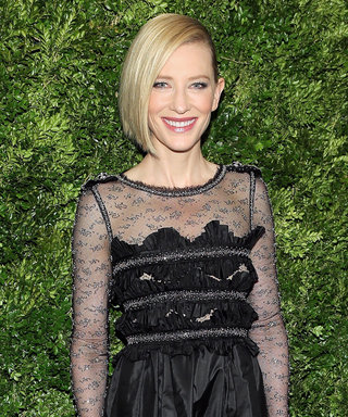 Cate Blanchett Dazzles in Chanel Couture at Star-Studded Tribute in Her Honor