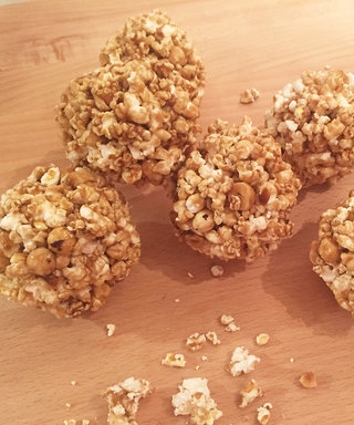 These Popcorn Balls Are aDelicious (and Easy) Treat to Send Home with Your Thanksgiving Dinner Guests