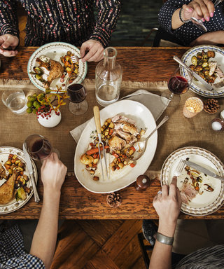 12 Songs to Play During Your Thanksgiving Feast