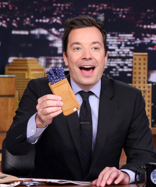 Jimmy Fallon Unveils Brilliant Collaboration with J.Crew—A Limited-Edition Pocket Dial