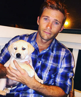 23 Heart-Melting Photos of Sexy Celebs and Their Dogs