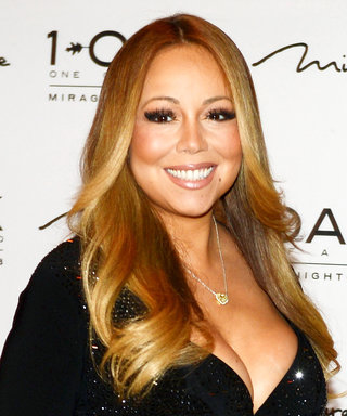 Mariah Carey Cuddles with Her Twins in This Too Cute Photo