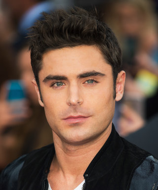 This Sexy Shirtless Photo of Zac Efron Will Make Your Day
