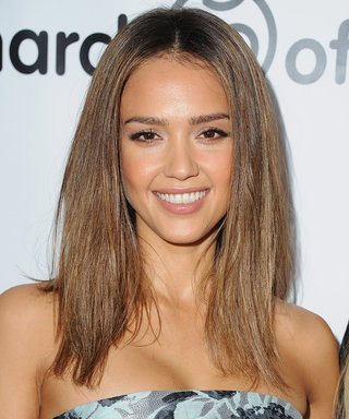 Jessica Alba Honored at the March of Dimes Celebration of Babies Luncheon