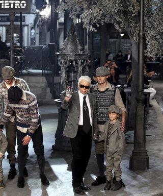 Karl Lagerfeld Takes Paris on a Roman Holiday for Chanel's Cinematic Pre-Fall Show