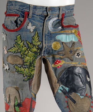 New Exhibition at FIT Charts the History of Denim, From Cowboys to Gucci
