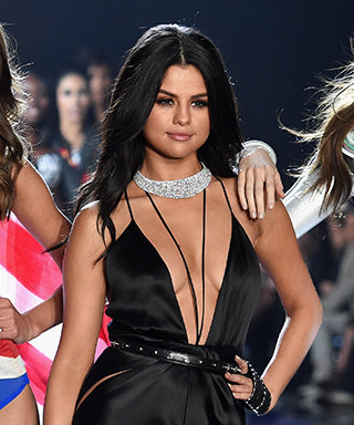"""Watch Selena Gomez and the Victoria's Secret Angels Have Fun Lip-Syncing """"Hands to Myself"""""""