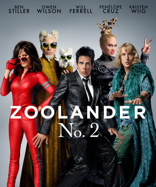 The Zoolander 2 Cast Proves They Are So Hot Right Now in First Official Movie Poster