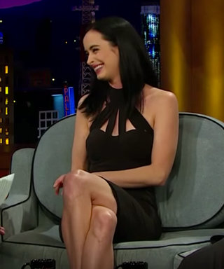 Jessica Jones's Krysten Ritter Shares an Adorably Frumpy Throwback Photo