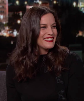 """Liv Tyler Had Dad Steven Tyler Cut Her Umbilical Cord: Grandpa is a """"Magical Wizard"""""""