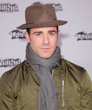 Justin Theroux Shows Off His Teenage Piercings in an Epic #TBT