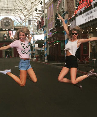 Taylor Swift Wishes Blake Lively Happy Birthday with the Cutest Photo