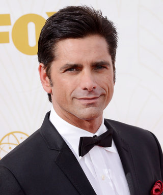 John Stamos Is Taking Us Way Back With This Home Movie From the Full House Set