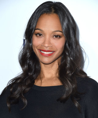 Zoe Saldana's Twins Are Mesmerized by Her Musical Puppet Show