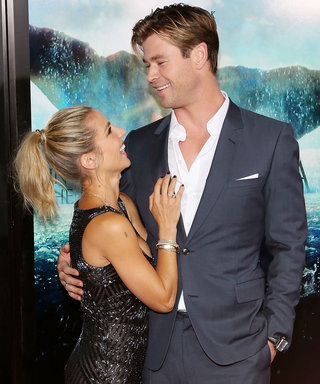 Chris Hemsworth and Elsa Pataky Are So in Love on the Red Carpet