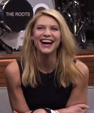 Watch Claire Danes Perfectly Draw Donald Trump's Hair in Pictionary