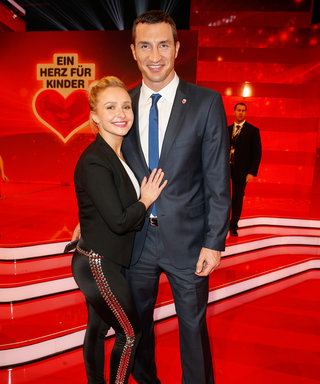 Hayden Panettiere Makes Her First Red Carpet Appearance Since Leaving Treatment