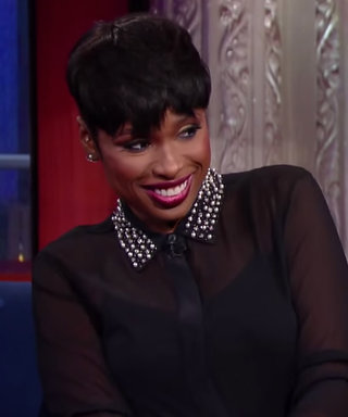 Jennifer Hudson Doesn't Try to Be Inspirational (but Can't Help It)