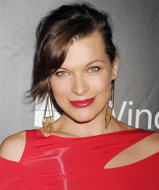Milla Jovovich Turns 40! See 7 of Her Sweetest Mommy Moments