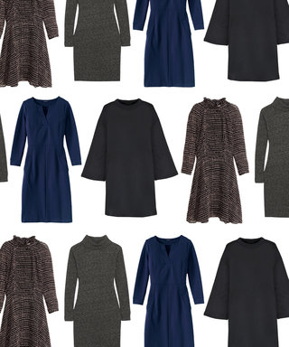 15 Fab Work Dresses that Will Keep You Warm All Winter Long