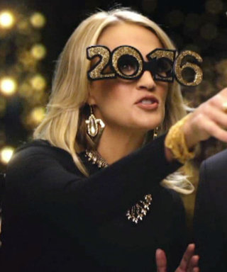 Watch Carrie Underwood and Ryan Seacrest Prepare for Dick Clark's New Year's Rockin' Eve