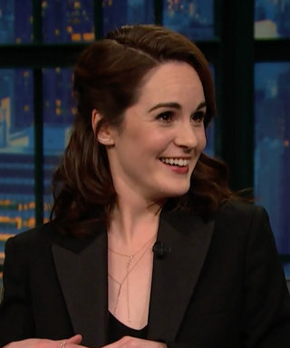 """Downton Abbey's Michelle Dockery Says American Fans a """"Bit More Bonkers"""" About the Show"""