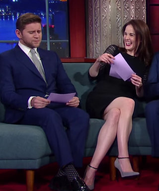 Watch the Cast of Downton Abbey Perform a Scene with American Accents