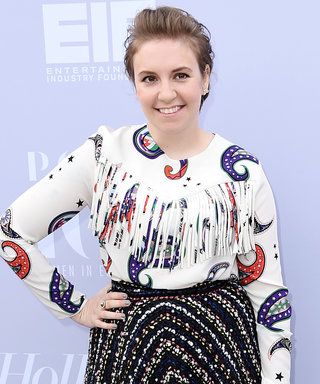 """Lena Dunham Reflects on Her """"Huge Growth"""" in 2015"""
