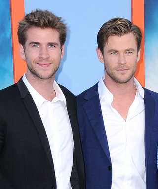 Chris and Liam Hemsworth's Hilarious Instagram Bro-Feud Rages On