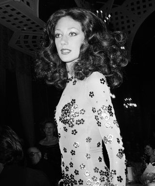 We're Inspired by Marisa Berenson's '70s Glamour