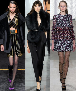 9 Runway-Inspired Styling Tricks to Perfect Your New Year's Eve Look
