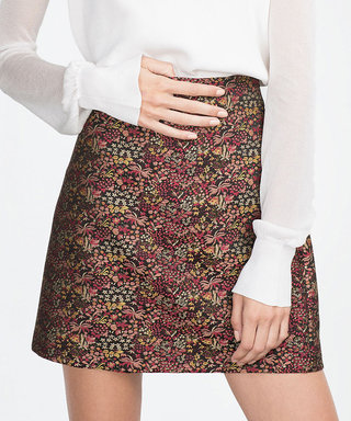 LuxeBrocade Skirts You Will Absolutely Adore