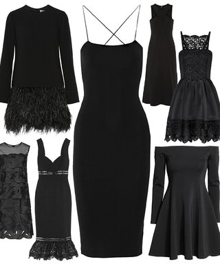 13 Little Black Dresses To Wear To Any Party