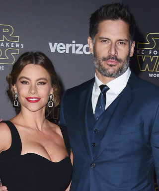 Sofía Vergara and Joe Manganiello Step Out as a Married Couple at the Star Wars Premiere