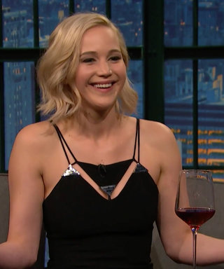 Jennifer Lawrence Once Had a Big Crush on Seth Meyers, Really Wanted to Ask Him Out