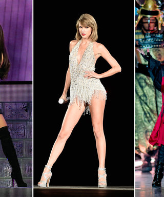 See Which Stars' Concert Looks Stole the Show in 2015
