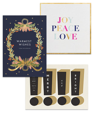 There's Still Time to Send Holiday Greetings with InStyle x Paperless Post!