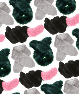 Give Your Scarf a Break with These 7 Faux Fur Stoles