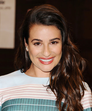 How Lea Michele Is Using the #ActuallySheCan Campaign to Empower Girls Everywhere