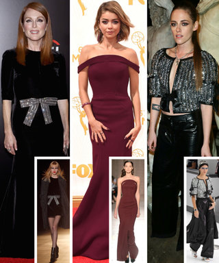 See the Best Celebrity Runway Remakes of 2015